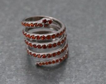 Snake lucky Ring