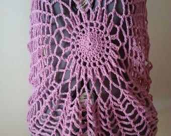 Summer pink mesh Vegalux
