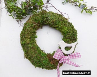 MOSS wreath. Sizes