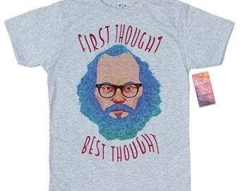 Allen Ginsberg T shirt