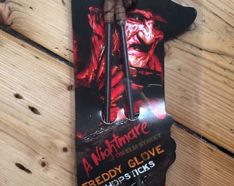 A Nightmare On Elm Street - Freddy's Glove Chopsticks (Wes Craven)