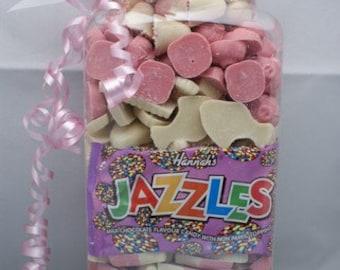 Retro candy jar