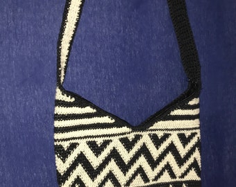 Handmade Bamboo Trading Company shoulder bag