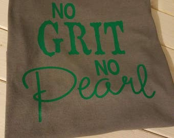 No Grit No Pearl Work out tank tops Women Gym Exercise Motivation