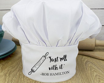 Roll With it Chef Hat