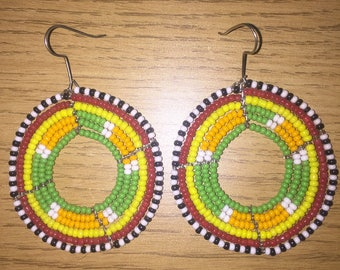 Lime Le Beads