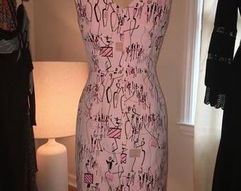 Lilli Rubin dress