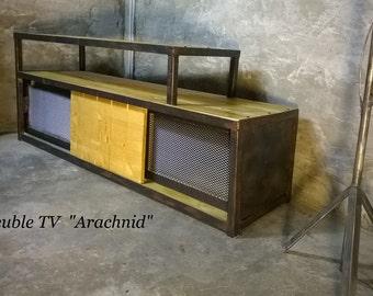 Furniture TV Arachnid 3 sliding doors