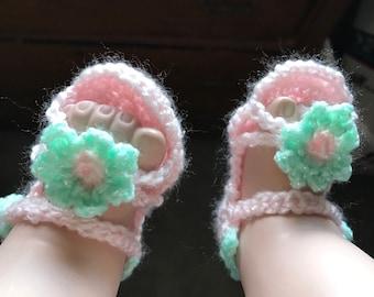 Baby Strap Sandals