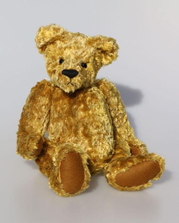 Old fashioned teddy bear crochet pattern 51