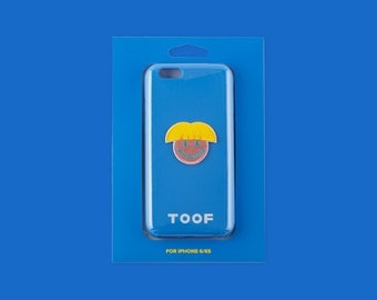 TOOF PATCH iPHONE CASE- jackson