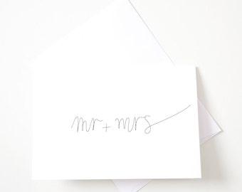 Greeting Card - Script / Happy Bday