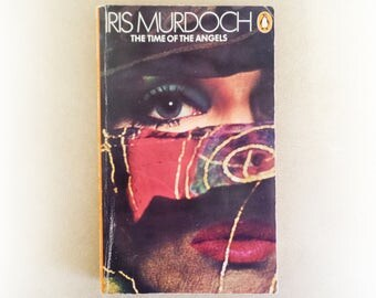 Iris Murdoch - The Time of Angels - Penguin vintage paperback book - 1974