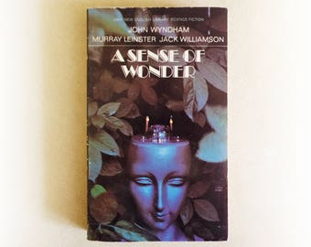 John Wyndham - A Sense of Wonder - NEL science fiction anthology vintage paperback book - 1969