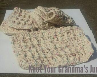 Washcloths/Dishcloths, Crochet Washcloth, Crochet Dishcloth