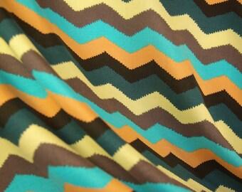 Mexican Zig Zag Fabric