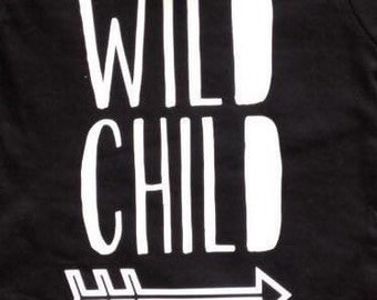 Wild Child tshirt
