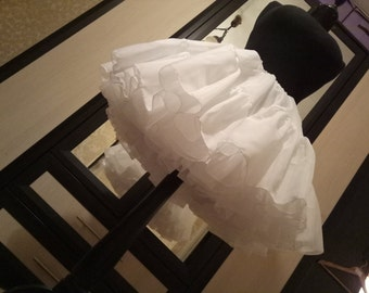 Perfect shape jellyfish tulle petticoat ready to ship!