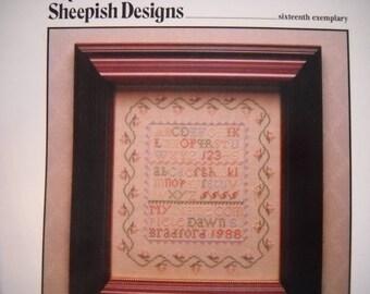 My Name Complete Sampler - Sheepish Designs