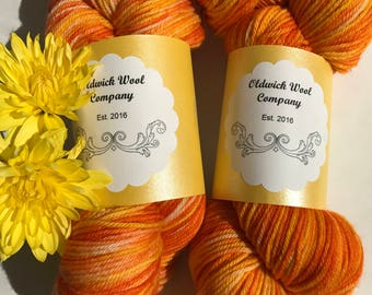 Hand Dyed - Indy Dyed Yarn