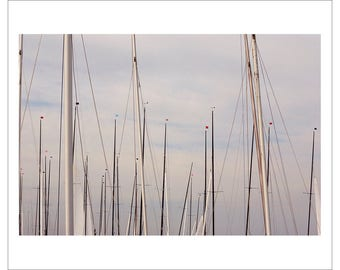 Photographic Print, Fine Art, Landscape, Cloud Formations, Texture, Abstract, Boats, Yachts, Sea, Ocean, Beach, Colour _MG_6613_