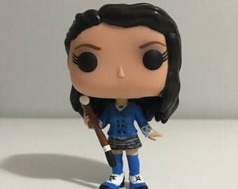Heathers the Musical - Veronica Sawyer - Custom Funko Pop
