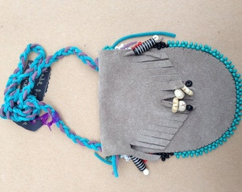 Native American Style Bag