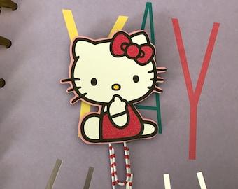 Hello Kitty Bookmark