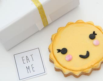 You Are My Sunshine Cookie