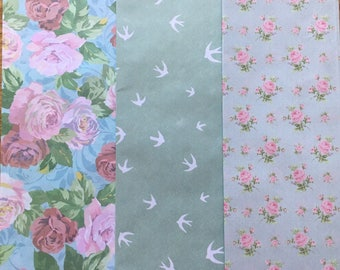 Decoupage paper, papers for decoupage, craft paper, paper