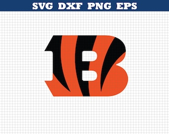 Cincinnati Bengals Svg,Bengals Svg,Bengals Ffootball,Bengals Clipart,Silhouette Svg,Svg Cameo,Cricut Svg,Football Team,Iron On Decal
