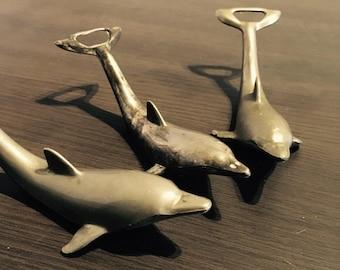 Dolphin Bottle opener Subtrahend