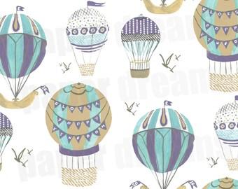 Personalised Balloon Wallpaper