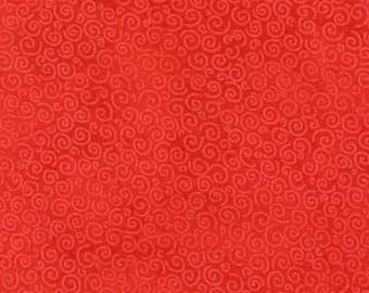 Red Rooster Warm Wishes 4426 24445-RED1       -- 1/2 yard increments