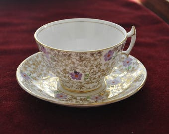 Forester, Thomas cup and saucer