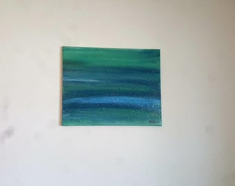 Canvas Abstract Painting