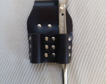 Double Spanner Frog Original Leather