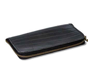 Upcycled Rubber Clutch Wallet