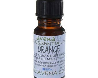 4 x 10ml 100% Pure Natural Essential Oils Orange, Niaouli, Palmarosa, Patchouli Aromatherapy High Quality Concentrated