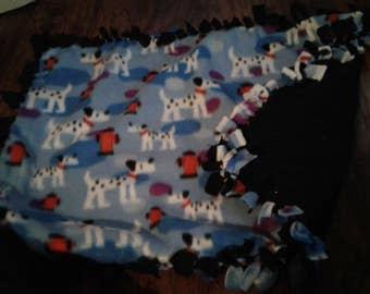 Small dog blanket