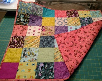 Tula Pink Baby Quilt