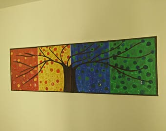 wall painting set