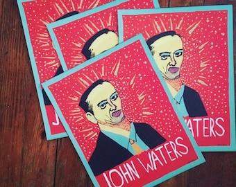 John Waters Divine Print