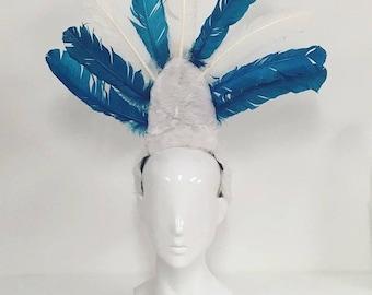 Dea Dova style headpiece