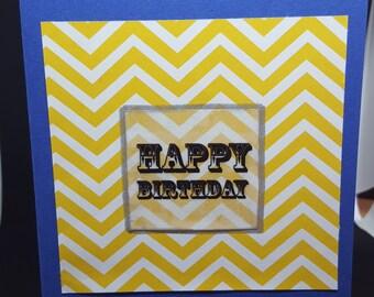 Birthday Fun Card