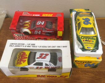 1/24 scale die cast Cars