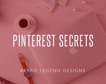 Pinterest Secrets Course