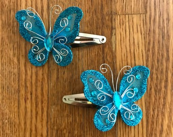 2 inch Snap Hair clips