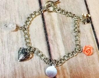 Charm bracelet for her