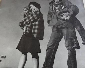 LIFE Magazine January 20 1947 Homesteading veterans Post-war articles